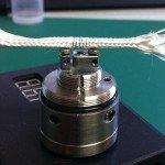 zelf coils maken single spaced coil build