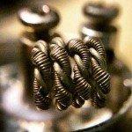 zelf coils maken stapled tiger coil build